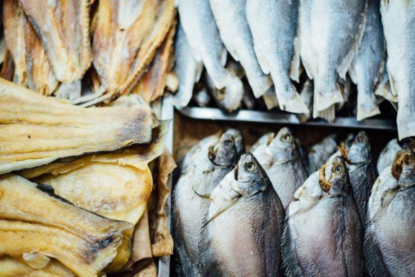 Рыбные полуфабрикаты