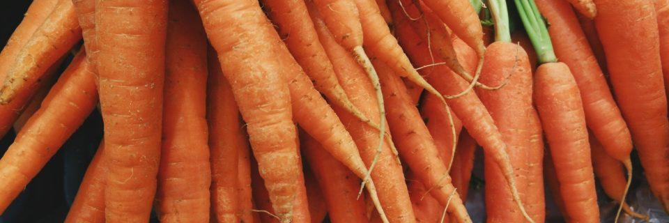 Сертификат на морковь