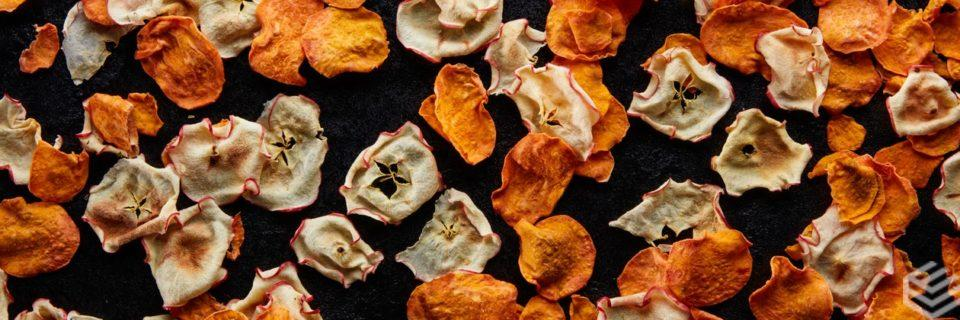 Декларация на фруктовые чипсы