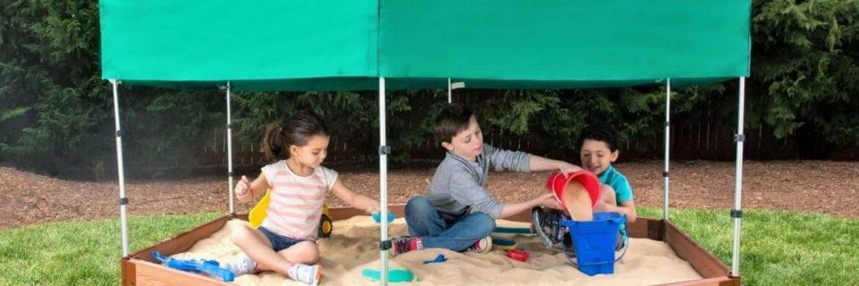 Сертификация детских песочниц
