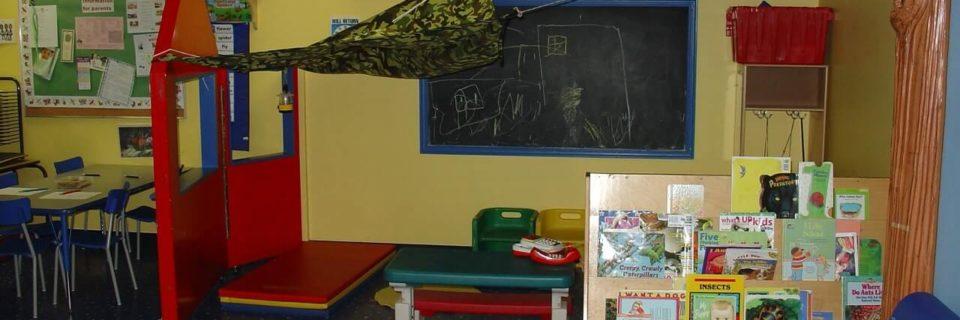 Игровая комната в детском саде