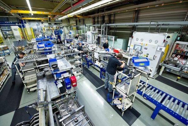 Сертификация производственного оборудования