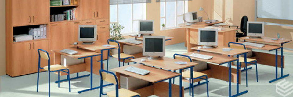 Сертификация мебели для учебных заведений
