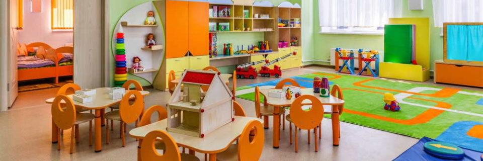 Сертификат на мебель для детских садов